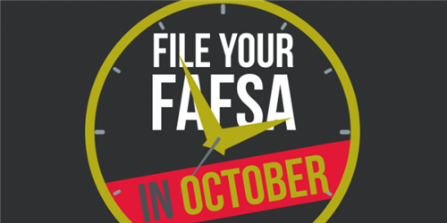 file your fafsa