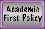 Academic First Policy