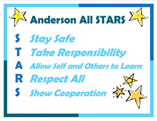 Anderson Guidelines for Success
