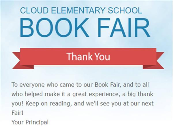 Cloud Online book fair