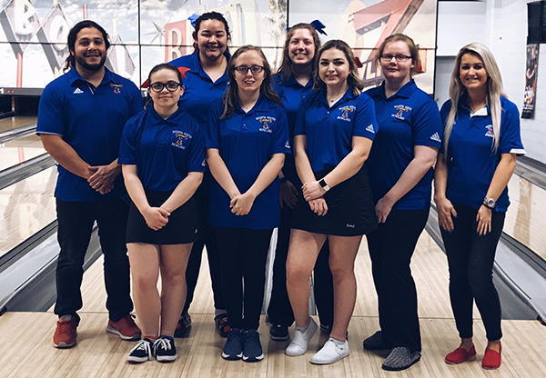 Girls Bowling State Qualifiers