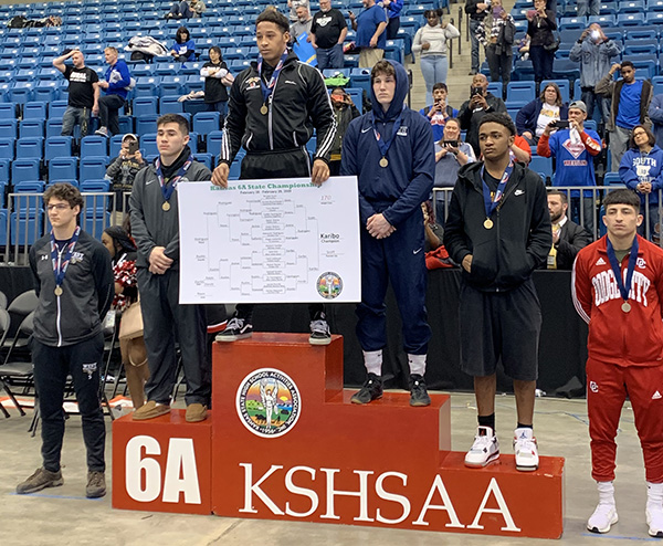 6A State Wrestling Champion