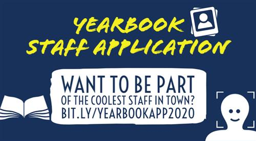 Yearbook Application Link