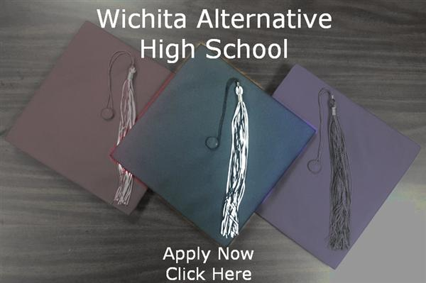 Apply for the Wichita Alternative High School