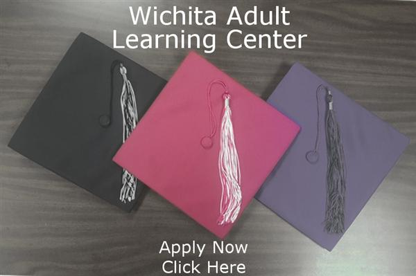 Apply for the Wichita Adult Learning Center