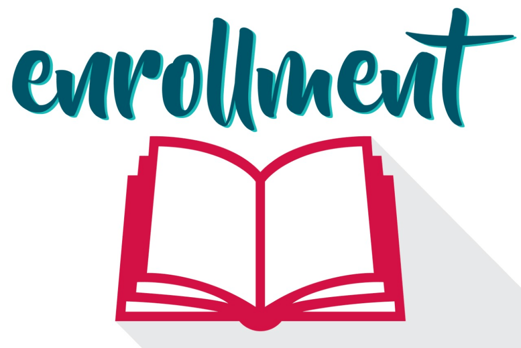 Schedule for In-Person Enrollment