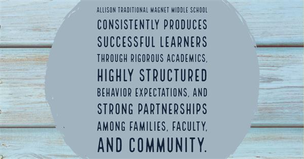 Allison Mission Statement