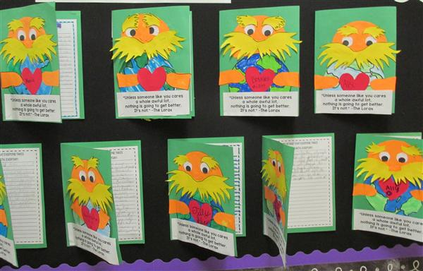 Lorax Writing