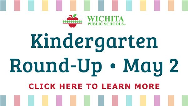Kindergarten Round-up is May 2