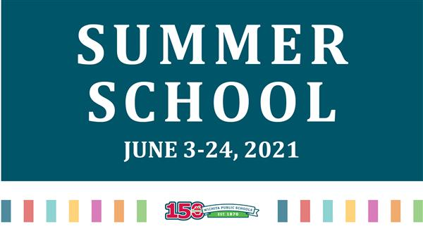 Summer school graphic - Programs will be held June 3-24