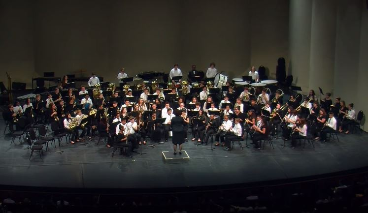 All-City Honor Concerts begin February 5
