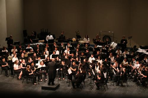 All City Concerts begin February 3