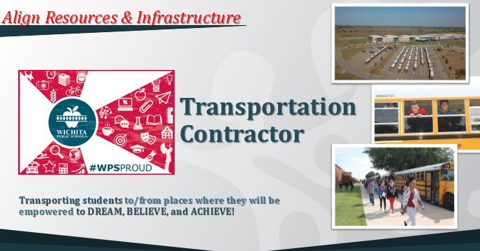 BOE presentation on student transportation contract