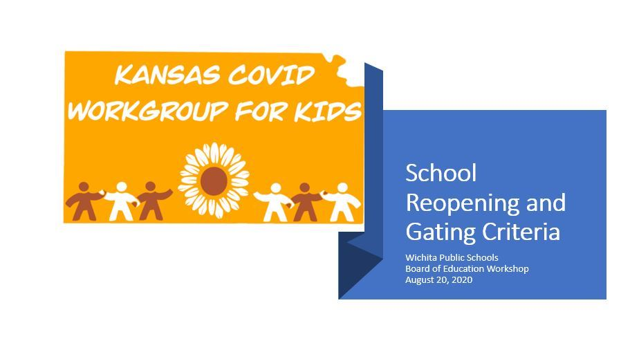 BOE Workshop featuring Kansas COVID Workgroup for Kids physicians
