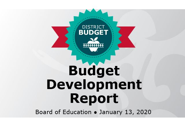 Budget Development Report