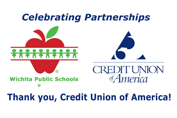 Credit Union of America and WPS logos
