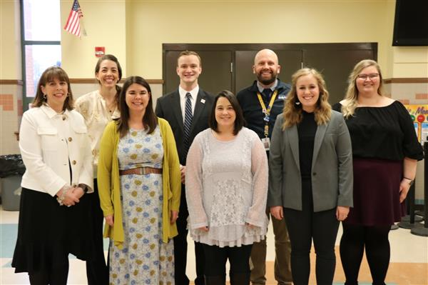 2020 Distinguished Classroom Teachers