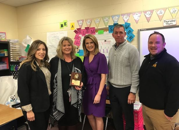 KAKE Golden Apple Award Winner Susie Killgore
