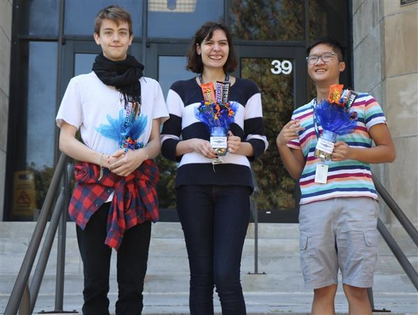 Five students named National Merit semi-finalists