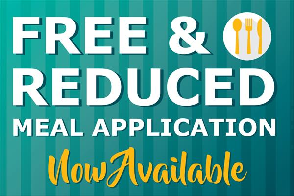 Free and Reduced Meal App Now Available