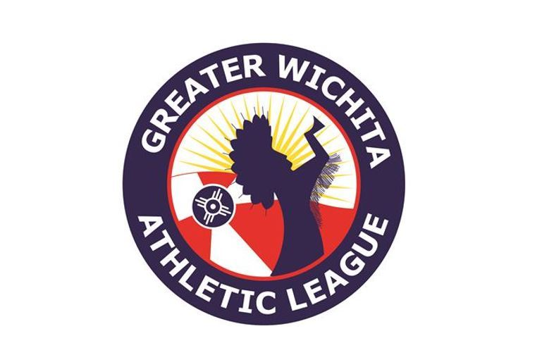 Greater Wichita Athletic League logo