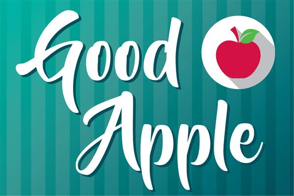 Good Apple Award logo