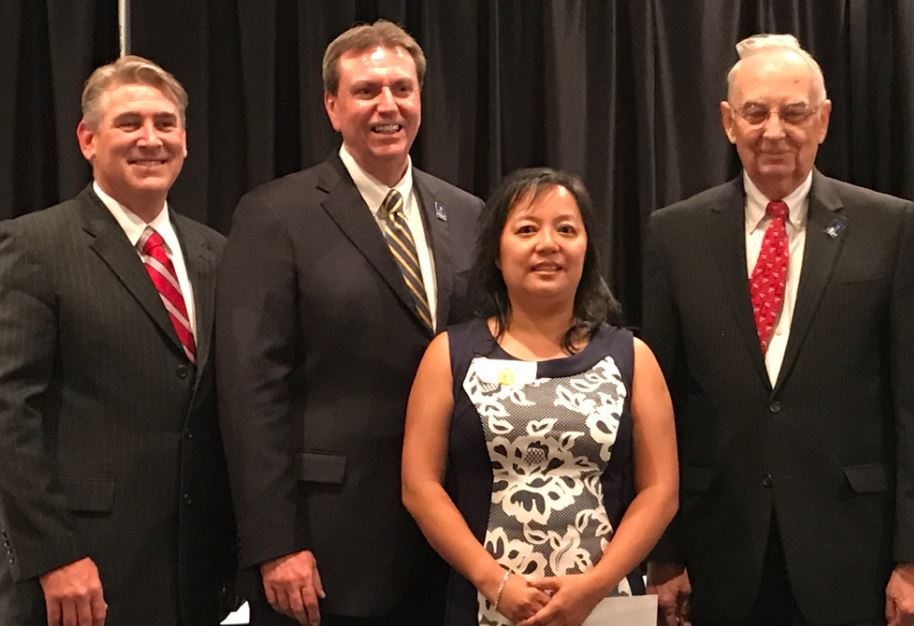 Lan Huynh Kansas Teacher of the Year finalist