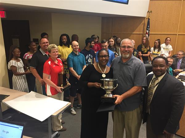 Superintendent's Challenge recognizes fourth quarter excellence