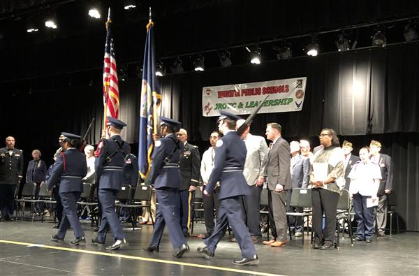 JROTC and Leadership Corps hold national awards ceremony