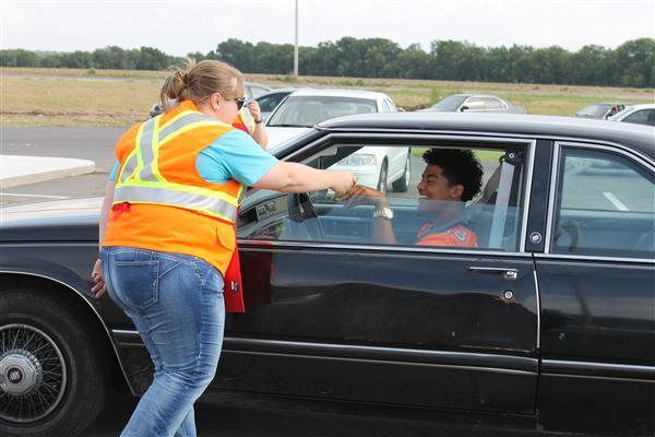 Southeast students rewarded for safe driving habits