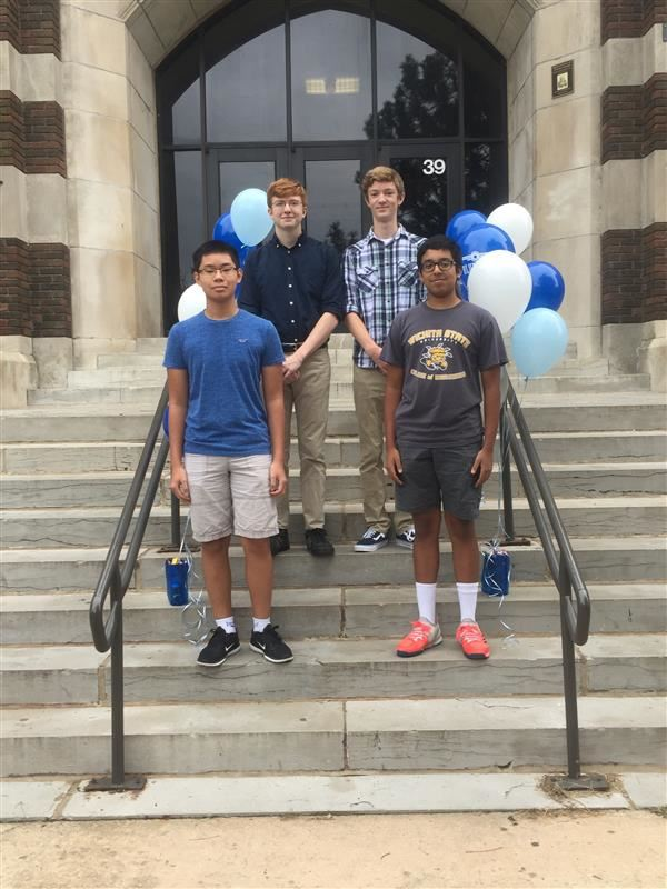East High National Merit Semifinalists