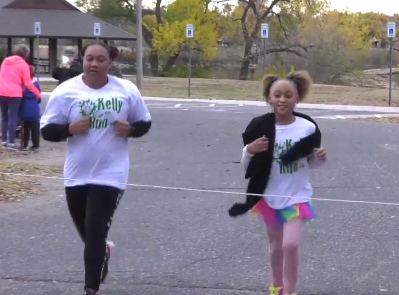 Video: Kelly on the Run 5K