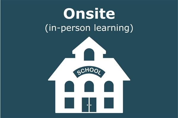 On-site Learning Option logo