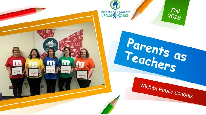 Parents As Teachers presentation to the Board of Education