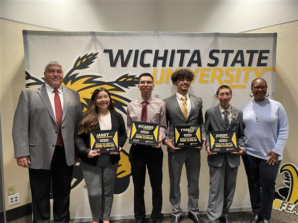 2020 Wichita Public Schools Rudd Scholarship winners