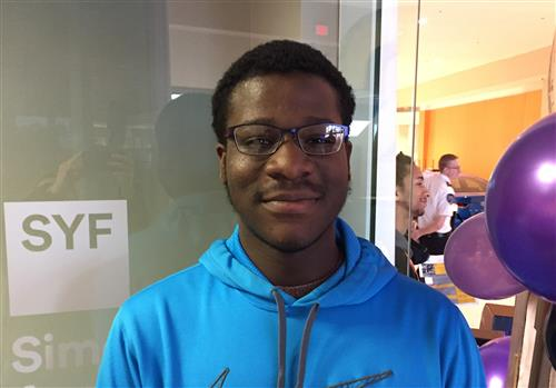 Senior Spotlight - Marcus Woodruff, Towne East Learning Center