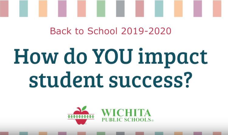 Video: Back to School message - How Do You Impact Student Success?