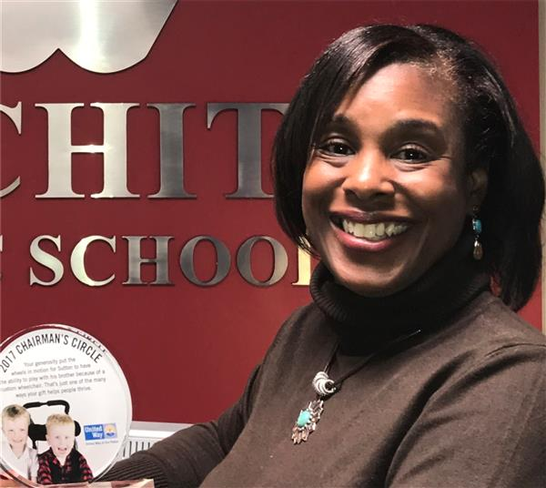 Dr. Tiffinie Irving named Deputy Superintendent for the Wichita Public Schools