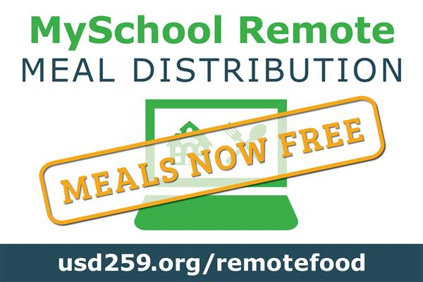 MySchool Remote meal program logo