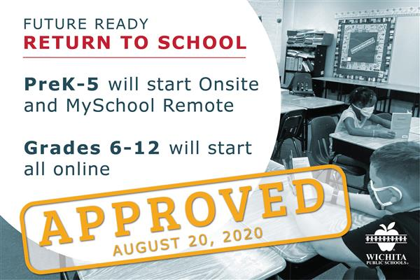 Approved Future Ready Return to School Plan