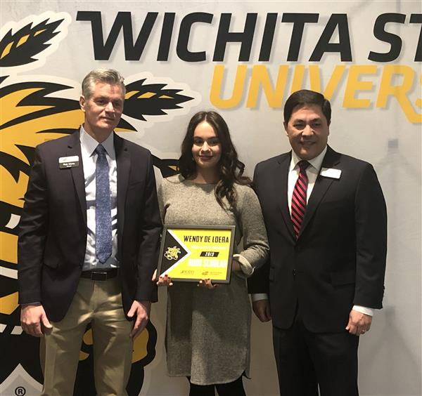 East High senior Wendy De Loera wins Rudd Scholarship