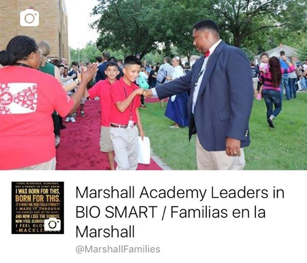 https://m.facebook.com/MarshallFamilies/