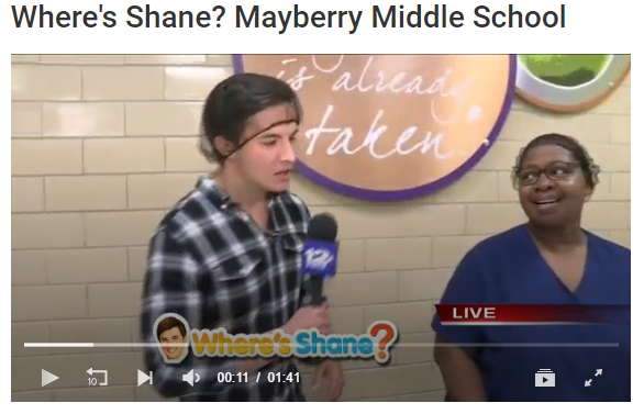 Where Was Shane?
