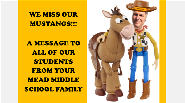 A MESSAGE FROM YOUR MEAD FAMILY