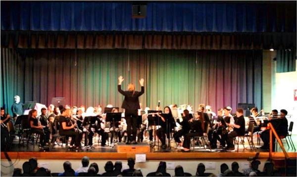 Mead's Fall Band and Orchestra Concert