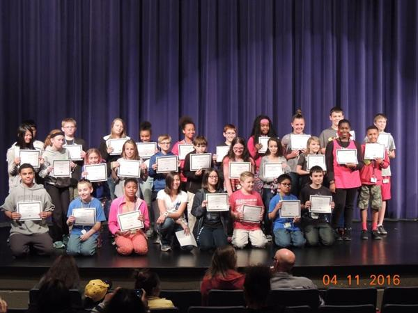 Honors, Awards, & Recognitions