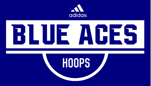 Blue Aces Hoops