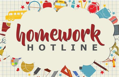 Homework Help Line