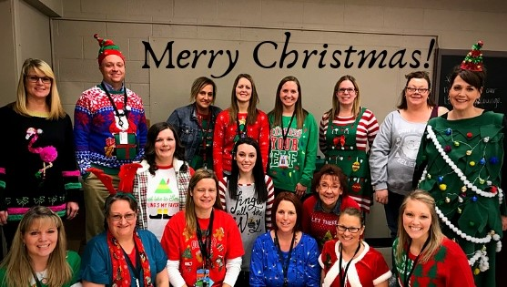 Merry Christmas from the Kensler Staff