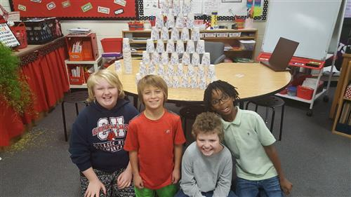 Sight Word Towers